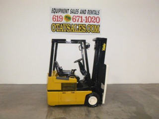 3-Wheel Electric Sit Down Forklifts