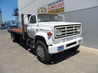 Flatbed & Stakebed Trucks