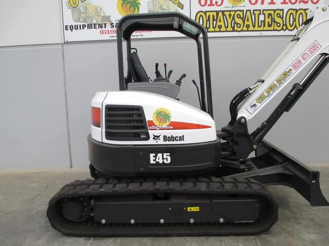 Bobcat E45