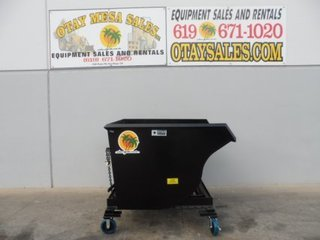 Star Industries 2CYD Self Dump Hopper