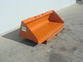 Melroe 72 INCH SMOOTH BUCKET