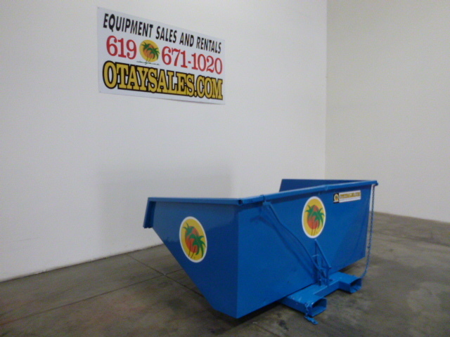 N/A Tilt Dumpster