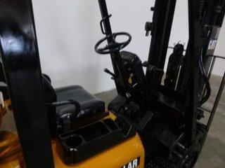 Caterpillar tow motor tgc25 for Clark tow motor parts