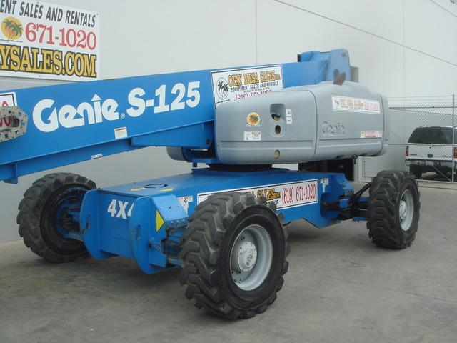 Genie S125