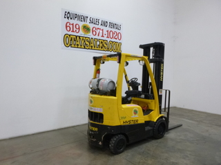 Hyster S55FTS