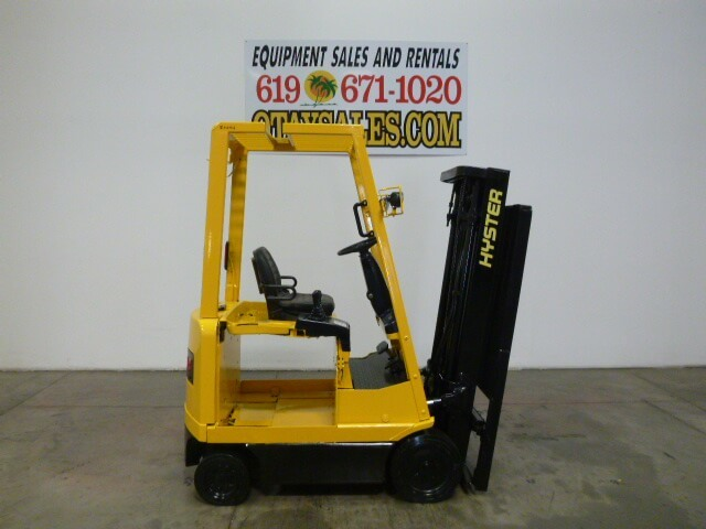 Used Hyster E30Z 3K Electric Forklifts Near Seattle WA