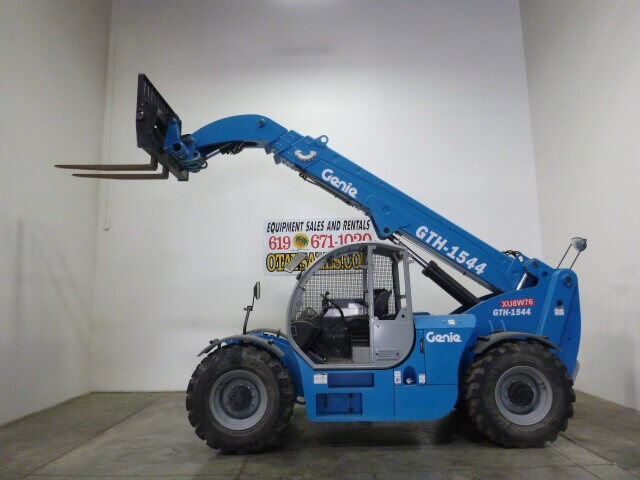 Used 15K - 20K Forklifts For Sale In Seattle Washington
