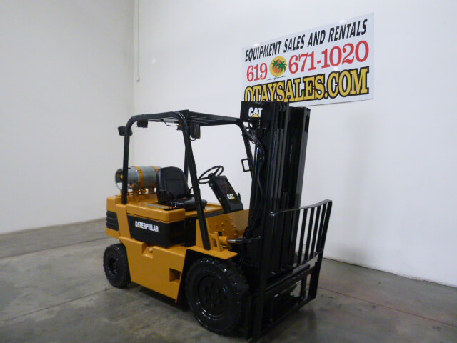 Daewoo g25s forklift Specifications engine