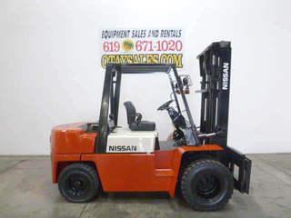 Nissan WGF03A45V