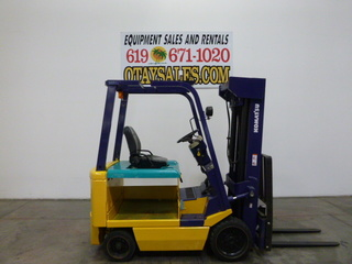 Used Electric Forklifts For Sale From Hyster, Toyota & Yale