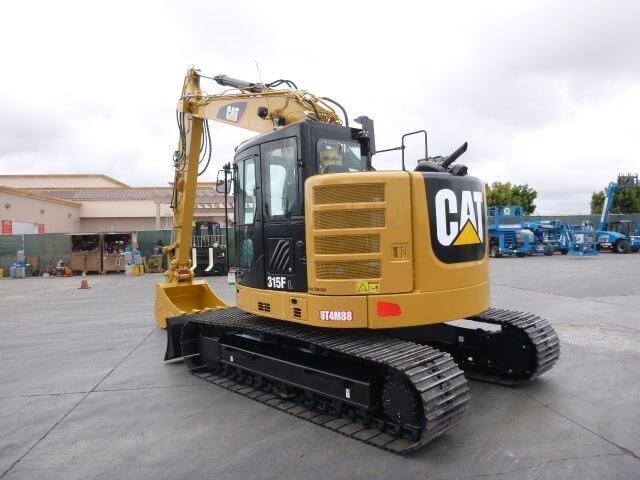 Caterpillar 315F