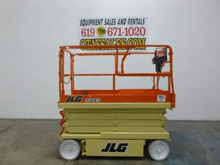 JLG 2646E2
