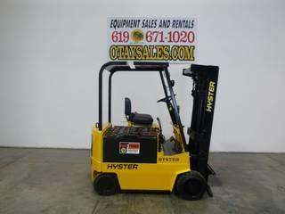 Hyster E50XL-33