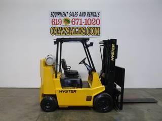 Hyster S80XLBCS
