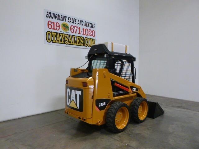 Caterpillar 226B3