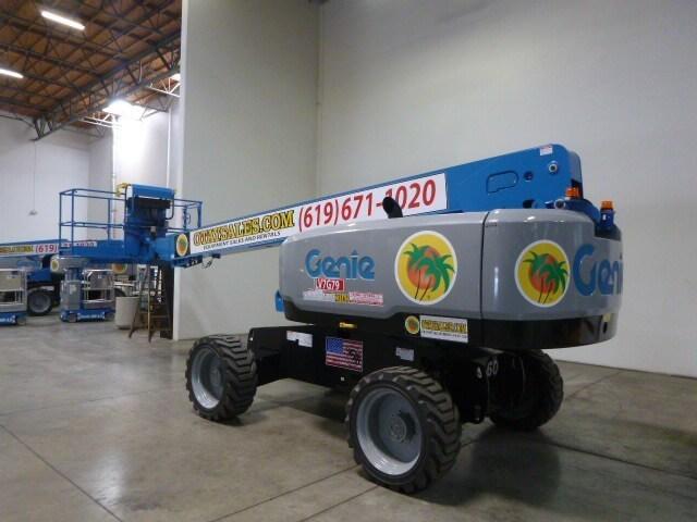 Genie S-60X