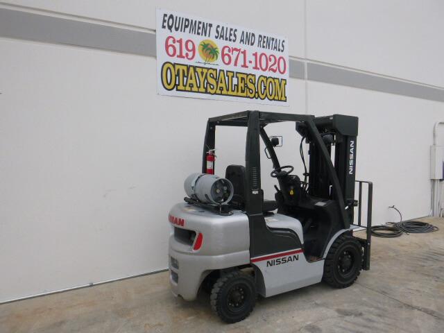 Nissan MP1F2A25LV