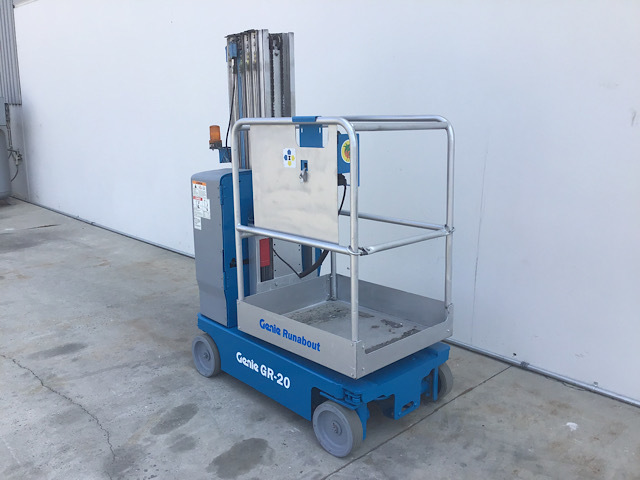 Used Genie Lifts For Sale GR20