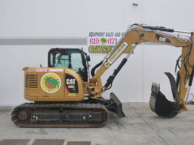 Caterpillar 308E2 CR