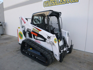 BOBCAT T-590 RUBBER TRACK LOADER