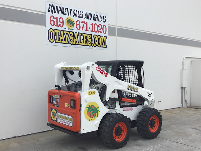 Bobcat S750
