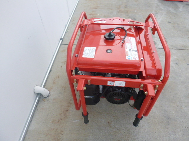 MULTIQUIP GS6HR 6KW GAS GENERATOR