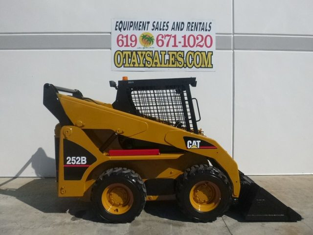 Caterpillar 252B