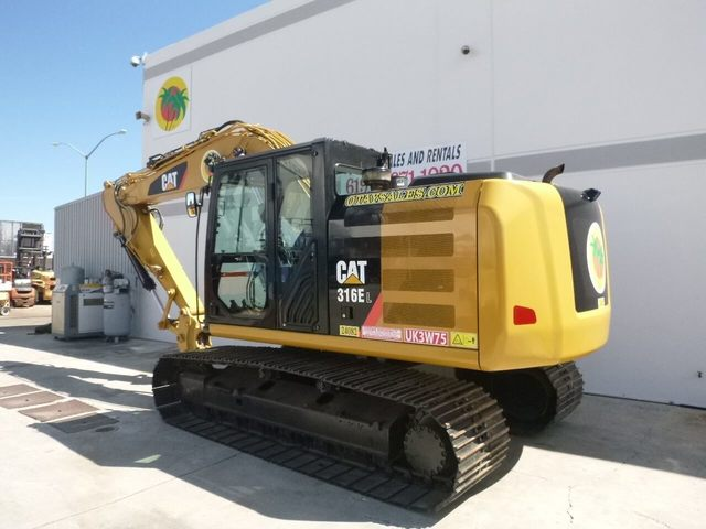 Caterpillar 316EL
