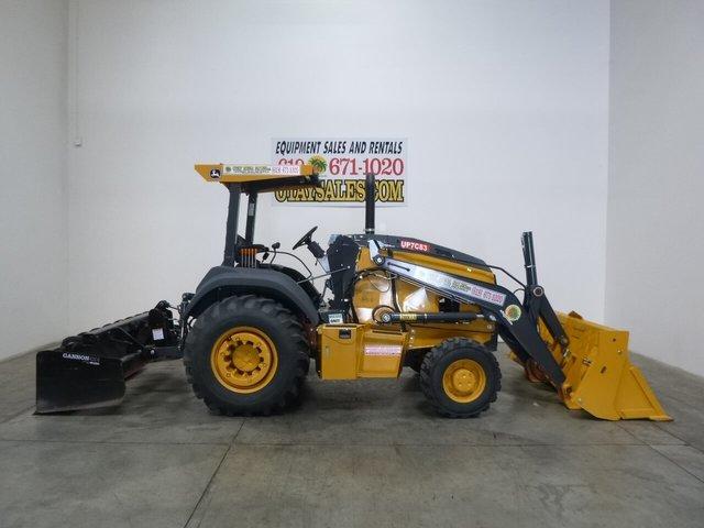 John Deere 210L