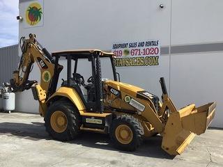 Caterpillar 420F2