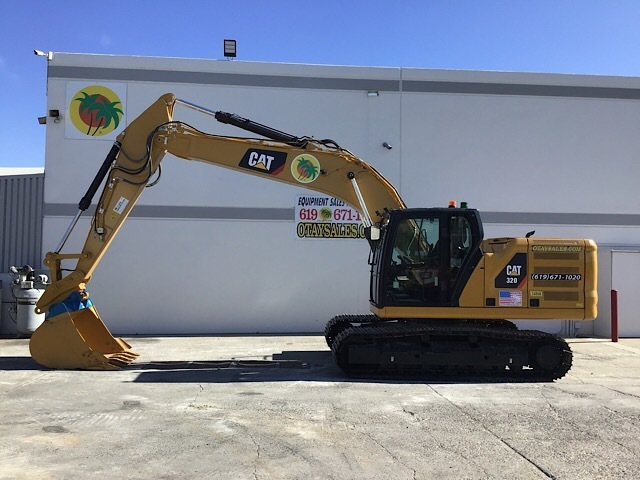 Caterpillar 330GC