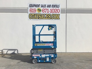 Used Genie Lifts For Sale GS1330M