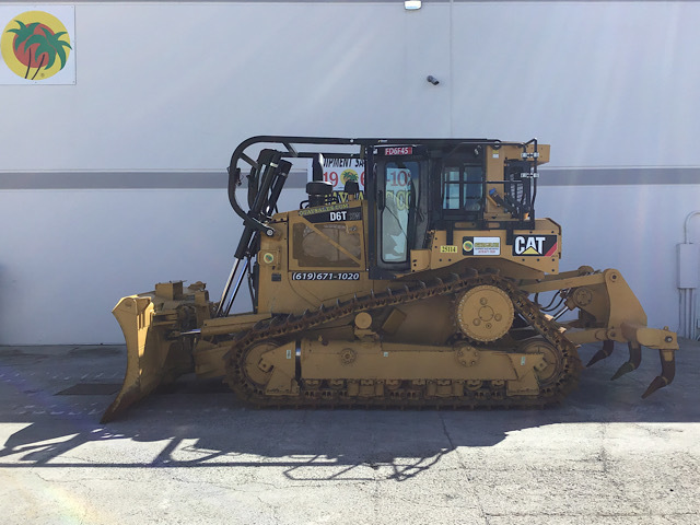 Caterpillar D6TXW