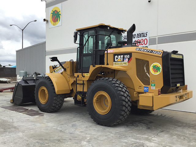 Caterpillar 950GC