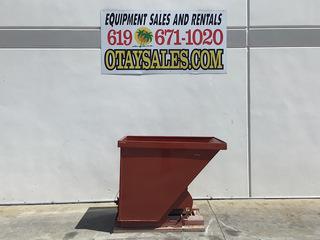 Universal Dump Hopper