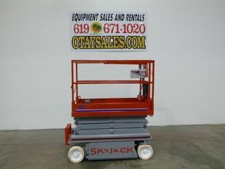 SkyJack SJIII-3219