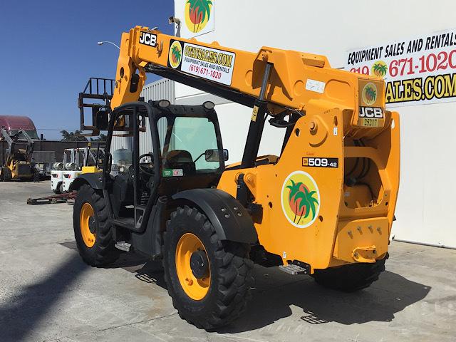 JCB 509-42