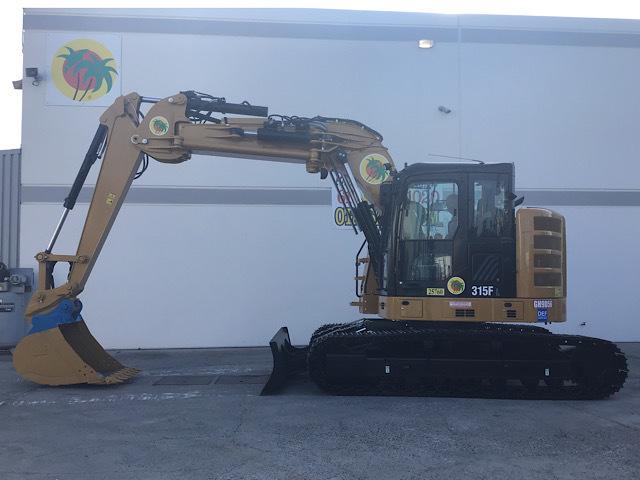 Caterpillar 315FL CR