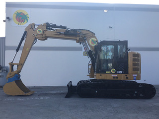 Caterpillar 315FL CR