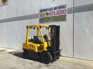 Hyster H50FT