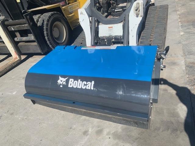 "Bobcat 72"" SKIDSTEER SWEEPER ATTACHMENT"