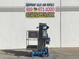 Used Genie Lifts For Sale AWP30S