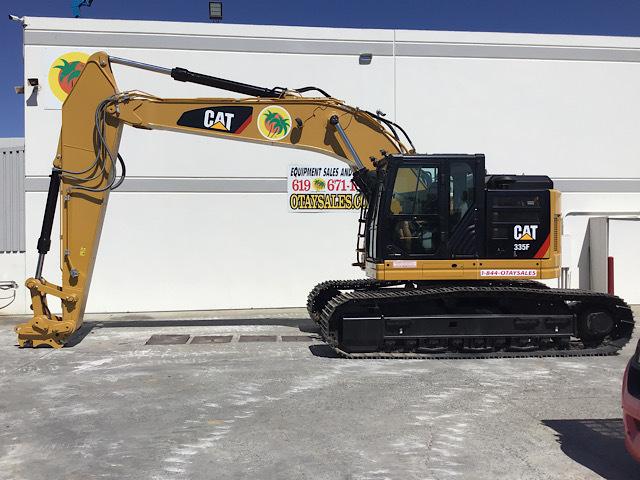 Caterpillar 335FLCR