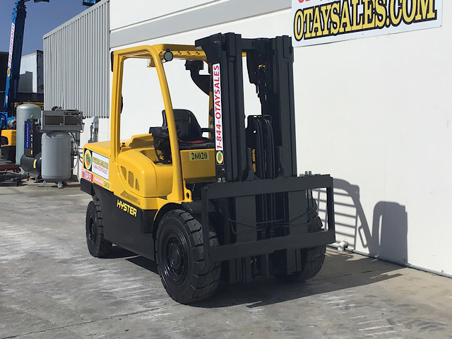 Hyster H120FT
