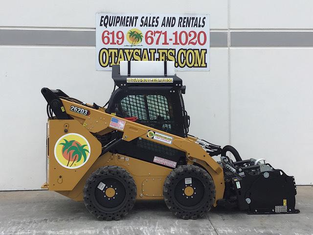 Caterpillar 262D3