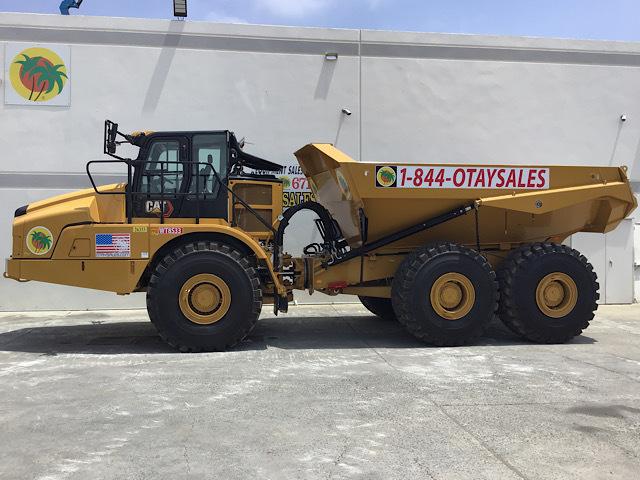 Caterpillar 740GC