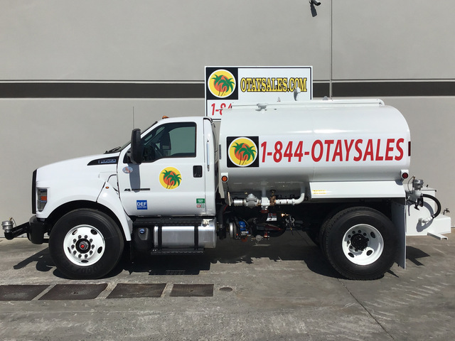 Ford F750