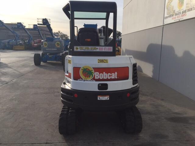 Bobcat E32