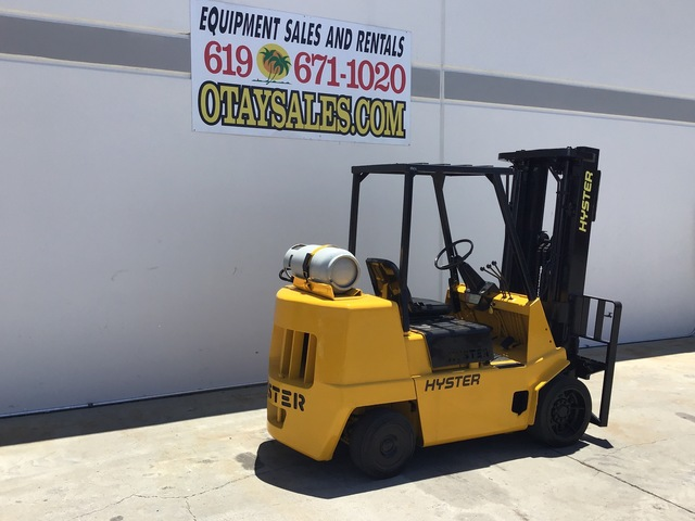 Hyster S80XL