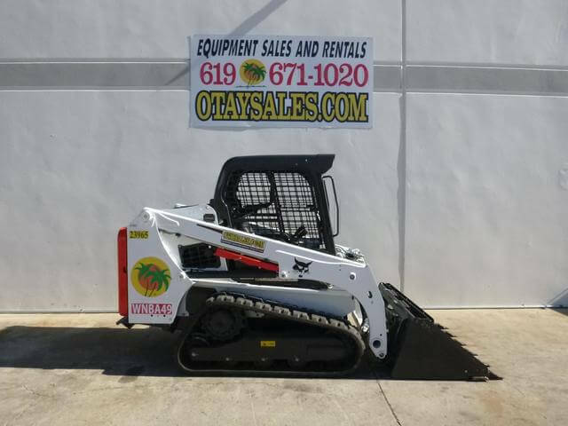 Skid Steers/Compact Track Loaders